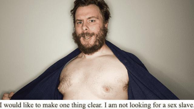 Craigslist room mate sex slave
