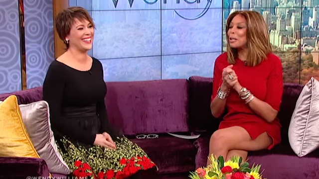 Wendy Williams does not want to see Alyssa Milano breastfeeding, no matter how much the world disagrees.