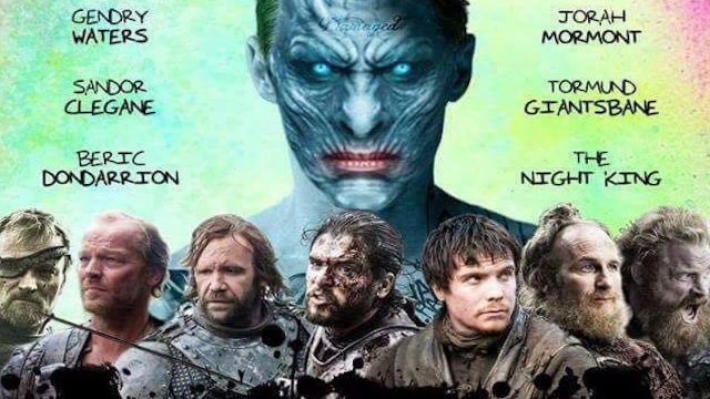 Westeros' Suicide Squad inspires great 'Game of Thrones' memes.