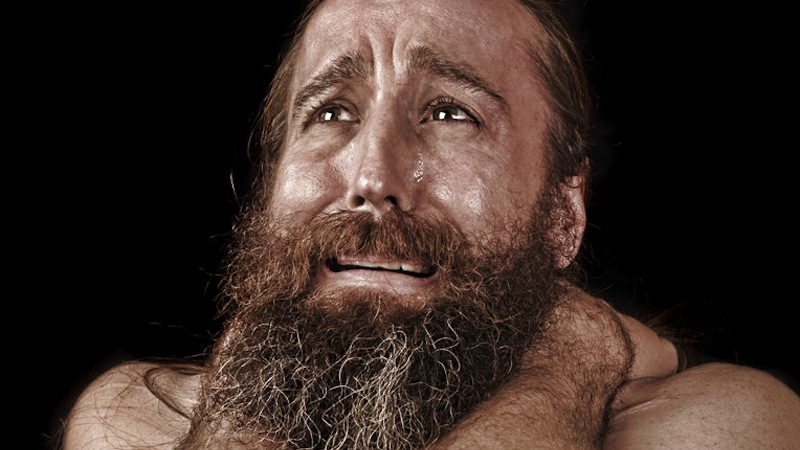 Men admitted what makes their manly selves cry. The list will make you squirt a few, too.