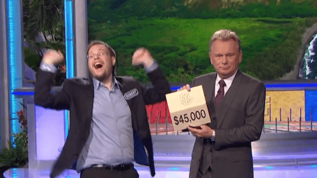 Insanely good 'Wheel of Fortune' contestant who won almost every puzzle 'felt so bad' for the other players.