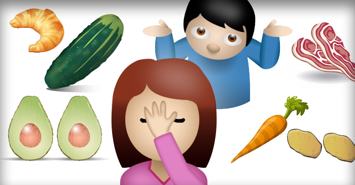 There are 38 new emojis on the way. Which are the best for referencing your genitals?
