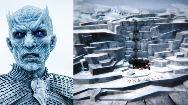 This 'Game of Thrones' map shows just how slow the White Walkers walk.