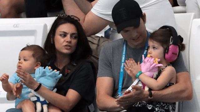 Why Mila Kunis And Ashton Kutcher Aren't Giving Their Kids Christmas Presents
