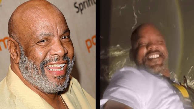 This uncanny photo of Will Smith proves he's slowly becoming Uncle Phil.