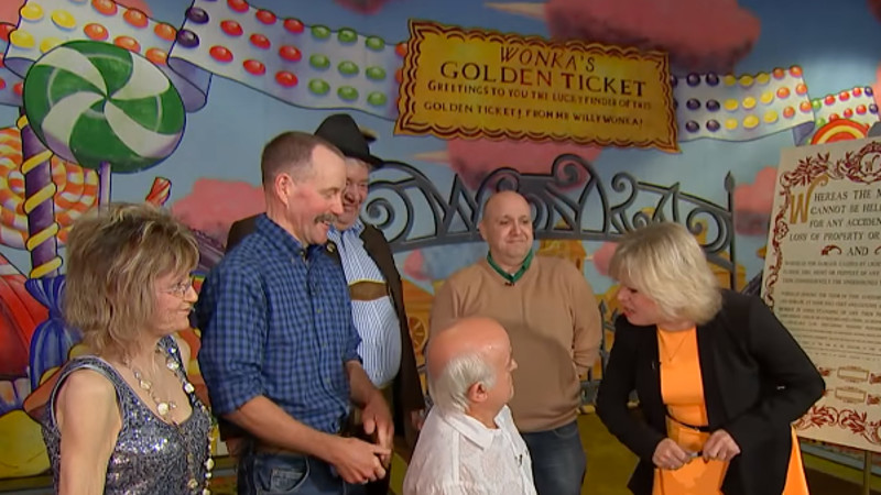 Cast members from 'Willy Wonka' reunited, and they are definitely not kids anymore.