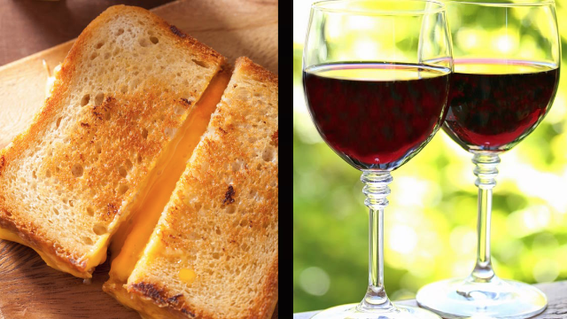 Here are the best wine pairings for what your broke-ass actually eats for dinner.