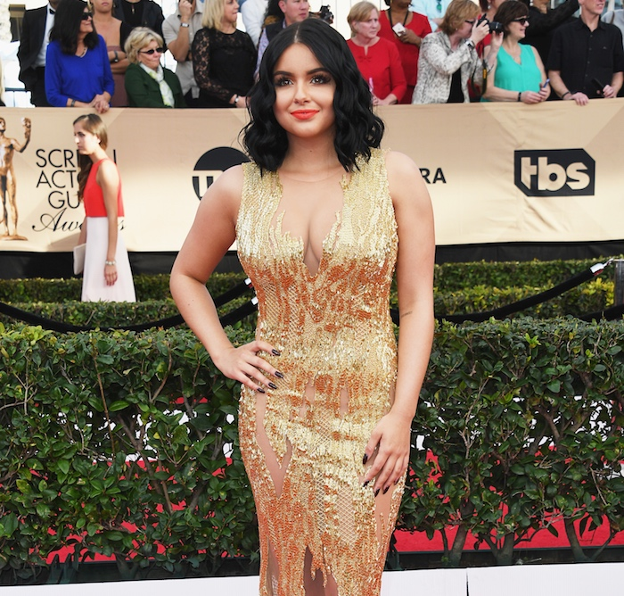 Did Ariel Winter steal Kylie Jenner's look at the SAG Awards, or are we being paranoid?