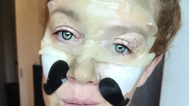 "With ""multimasking,"" women can have it all. All of the masks."