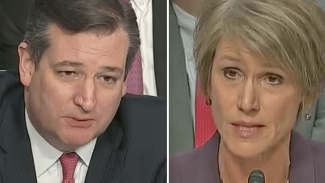 Confused about that Sally Yates and Ted Cruz video? Wolf Blitzer says she 'basically crushed' him.