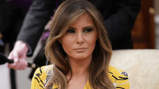 Texas mom has 9 surgeries to look like Melania Trump.