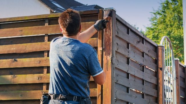 Woman asks if she's wrong to build fence to keep neighborhood kids out of her yard.