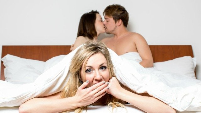 Woman asks if she's wrong to claim husband 'cheated' to cover for their open marriage.