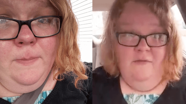 Woman fat-shamed for eating ice cream shares powerful anti-bullying video.