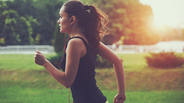 Woman shares terrifying story about why she doesn't go running alone anymore.