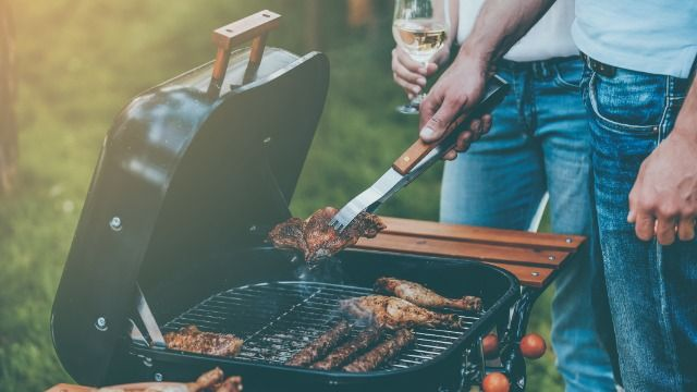 Woman asks if she was wrong for refusing to help husband throw BBQ for his friends.