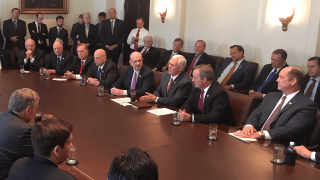 People are ripping into this photo of the GOP's 'caucus' on women's health care.