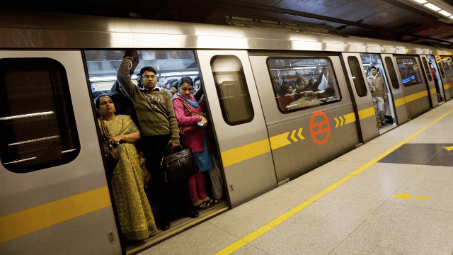 Here's why women in New Delhi are now allowed to carry 'small knives' on the city's metro.