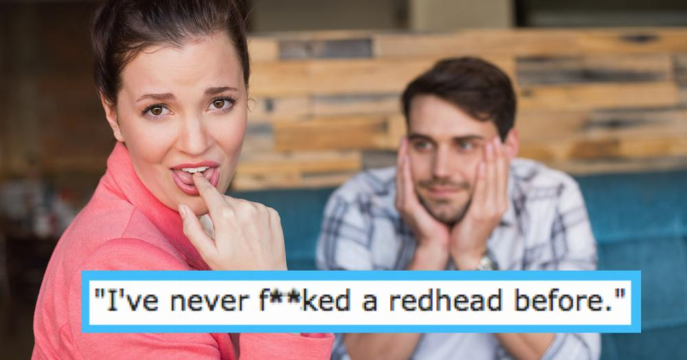 Women share the creepiest sh*t men have said to try and get in their pants. Ew.