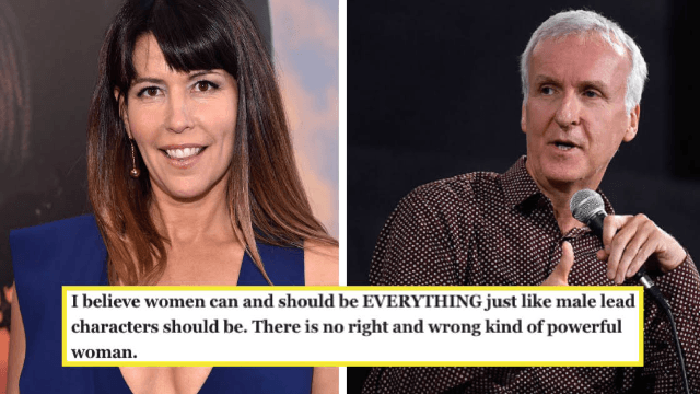 Director Patty Jenkins Obliterates James Cameron Over Sexist Wonder Woman Comments -6629