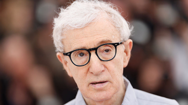 "Woody Allen clarifies his ""sad for Harvey"" statement after tidal wave of outrage."