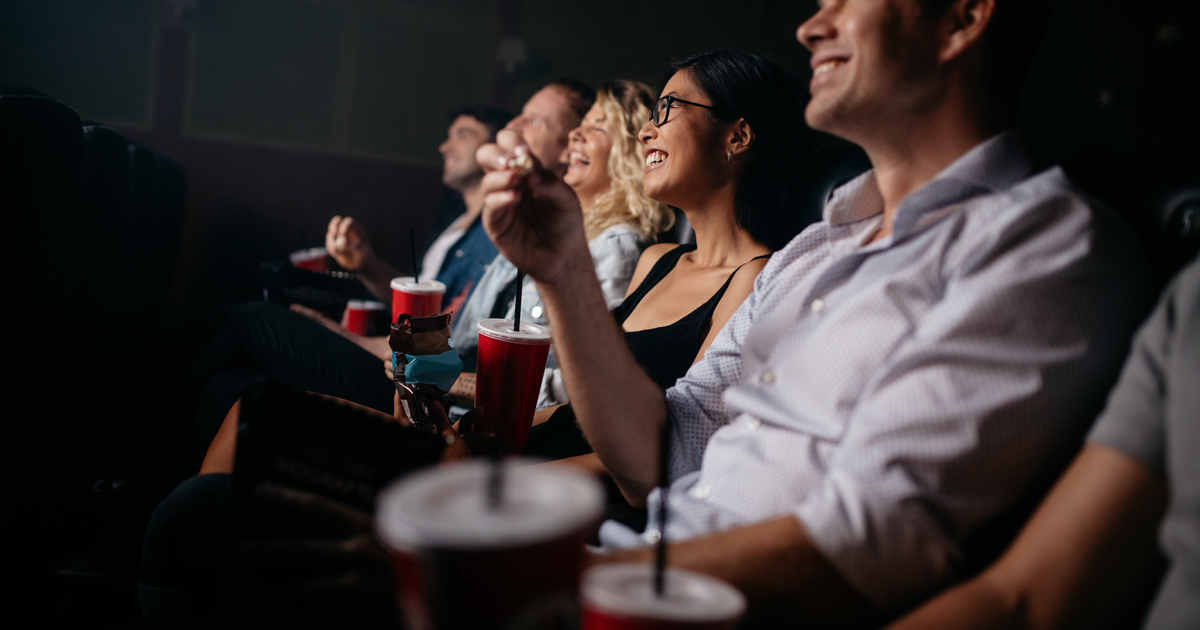 12 people reveal their worst experiences at movie theaters. Beware of popcorn.