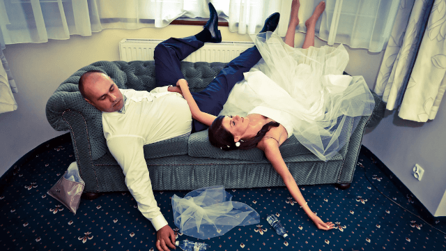 23 people share the worst thing they ever saw happen at a wedding. Blame the open bar.