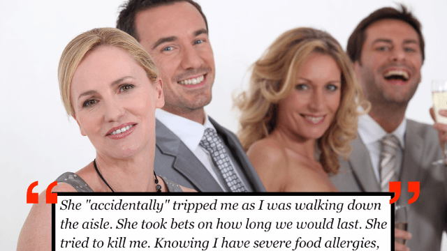 11 people told us their best stories of the worst wedding guests they ever saw - Vol. 5