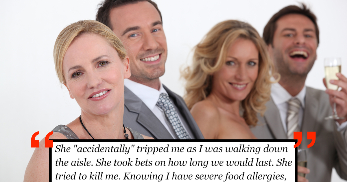 11 people told us their best stories of the worst wedding ...