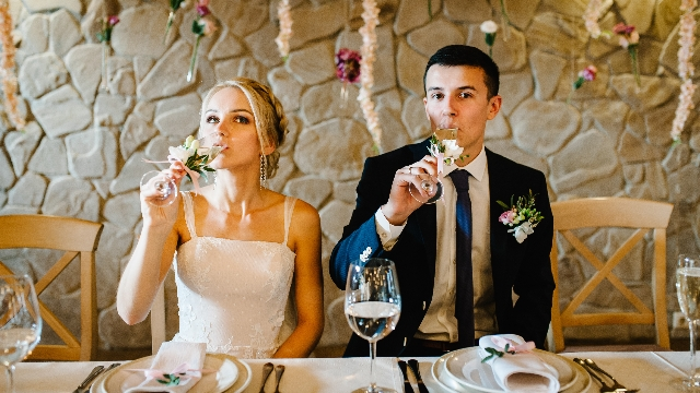 17 wedding guests share the most inappropriate things they've heard in a wedding speech.