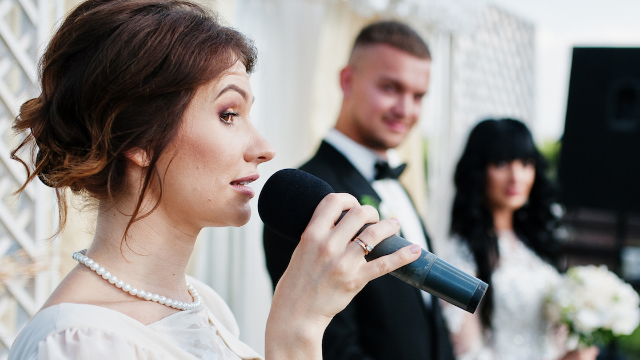 15 wedding speeches that went so badly we're surprised they