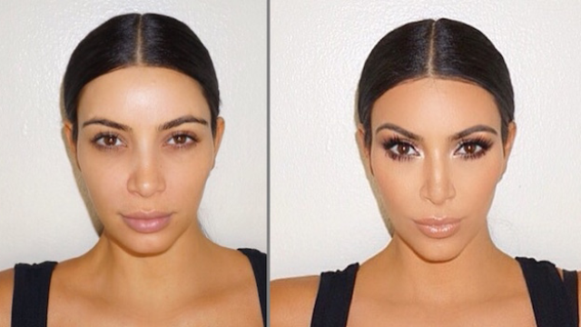 People paid $1000 for a Kim Kardashian makeup class. I'd go just to see who attended.