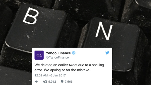 Yahoo Finance accidentally tweeted the N-word and it's bad. Real bad.