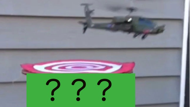 This seemingly boring toy helipcopter video has an adorable payoff. Trust me.