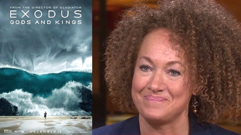 Here's the hilariously hypocritical reason Rachel Dolezal wanted people to boycott a movie.