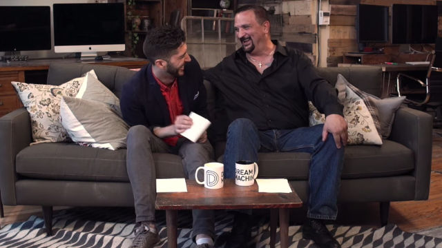 Friday Night Feels: Dads and their LBGT kids reminisce about the day they came out.
