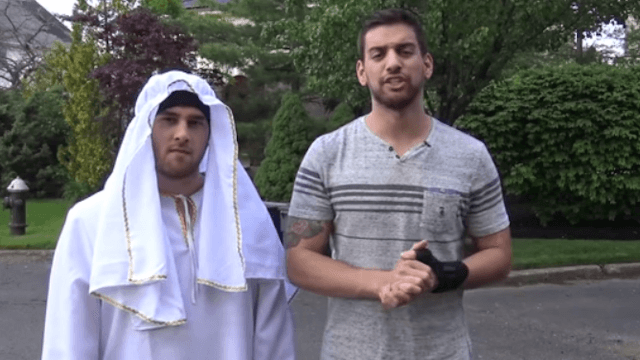 Guy behind terrorist 'prank' video following Orlando shooting explains why he's not an 'a**hole.'