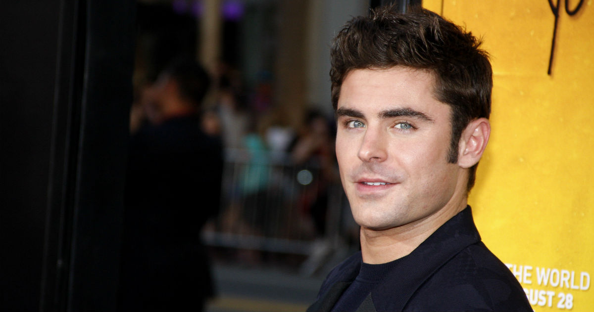 Zac Efron celebrates his brother's birthday with a thirst trap. The internet is drinking it up.