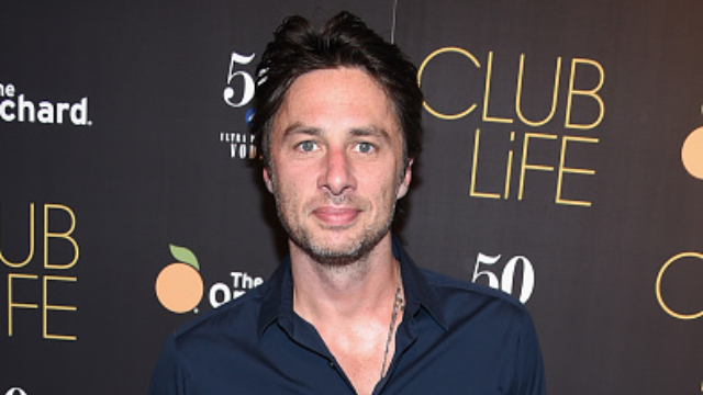 Zach Braff read a mean article about 'Garden State' and is tweeting at everyone involved.