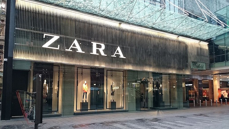 Zara under fire after an employee was filmed turning away a Muslim woman because she was wearing a hijab.