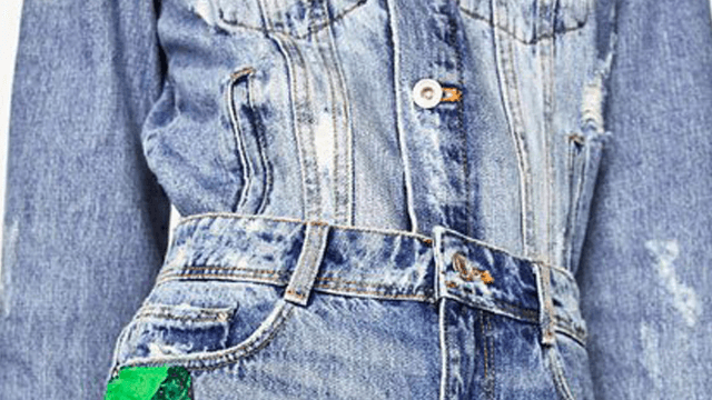 Zara pulls denim skirt after Twitter points out it has a racist meme on it.