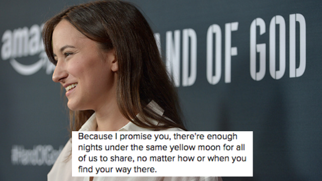 Robin Williams' daughter, Instagram caption poet, wrote a beautiful explanation of grief.