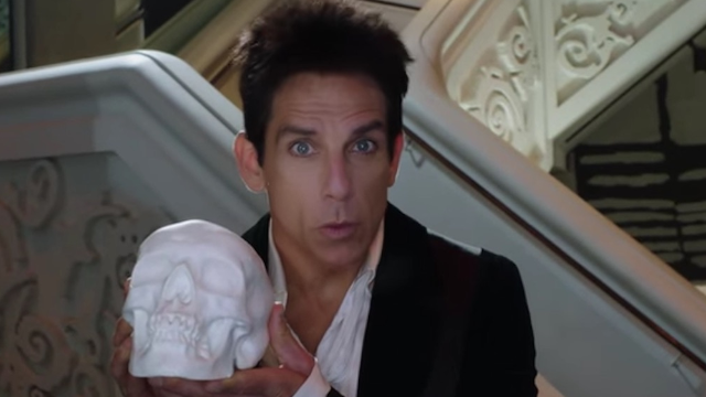 Derek Zoolander gives an exclusive tour of his ridiculously good-looking apartment.