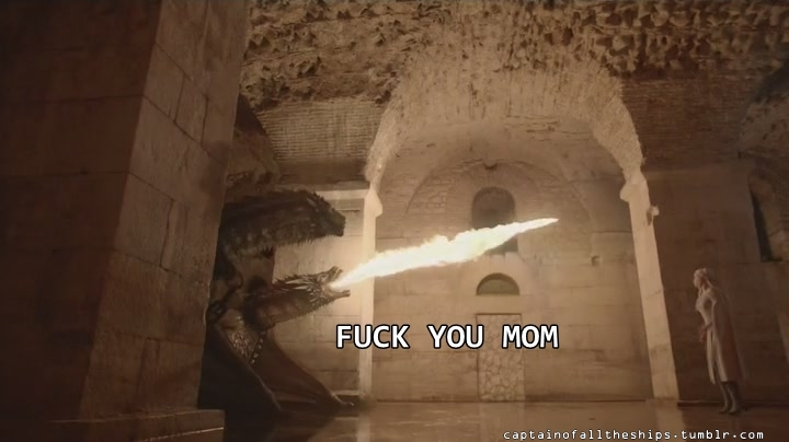 This hilarious slideshow is also one of the best episode recaps of 'Game of Thrones' out there.
