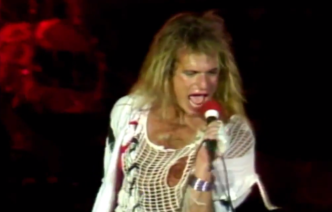 "Someone just made Van Halen's ""Runnin' with the Devil"" one-million percent more smooth."