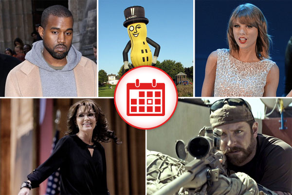 5 Things You Should At Least Pretend To Know Today - January 29, 2015