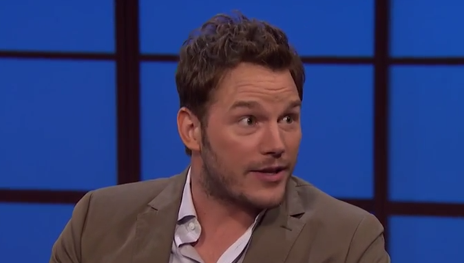 Chris Pratt talks about the time he showed Amy Poehler his penis.