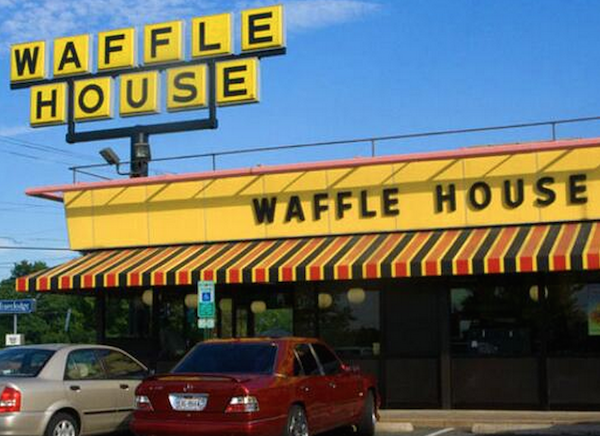 Waffle House made a waitress return a $1,000 tip, serving up some awful PR.
