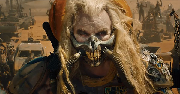 The brand-new trailer for 'Mad Max: Fury Road' is insane in the best possible way.