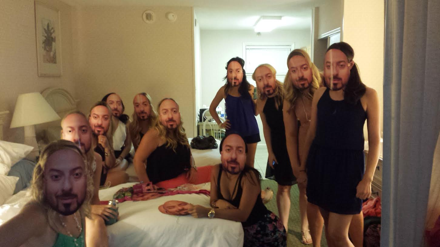Bride-to-be's sister creates the most terrifyingly creative Bachelorette party.